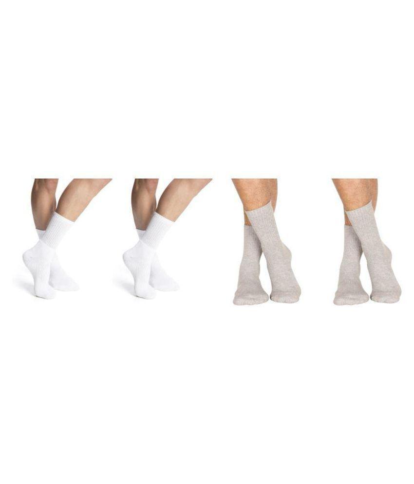 Jockey Multi Casual Mid Length Socks