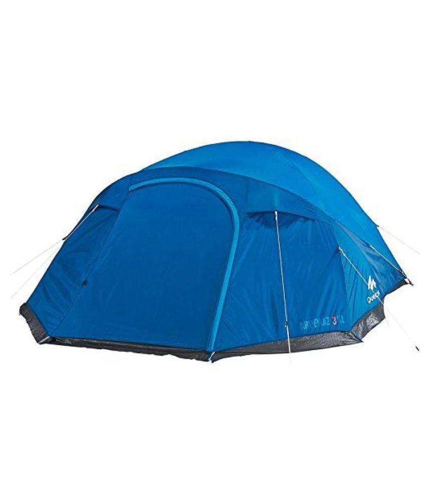 Quechua Arpenaz XI 3 Tent (Blue)