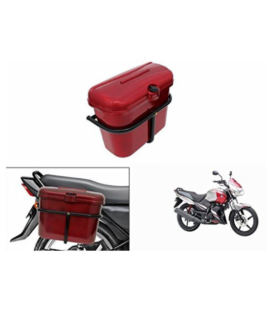 Speedwav Bike SLB-1 Side Luggage Box Red-Yamaha Gladiator