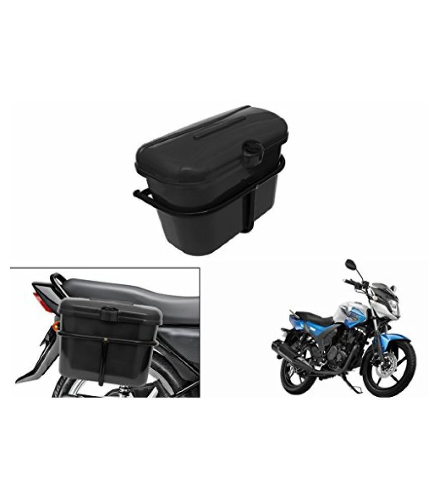 Speedwav Bike SLB-1 Side Luggage Box Black-Yamaha SZ RR