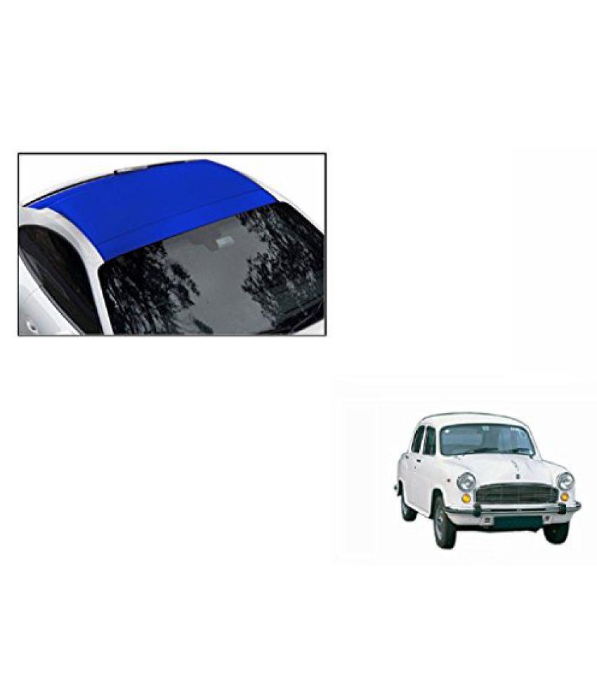 Speedwav Car Roof Wrap Sheet Matt Blue-HM Ambassador Type 1 (1995-2001)