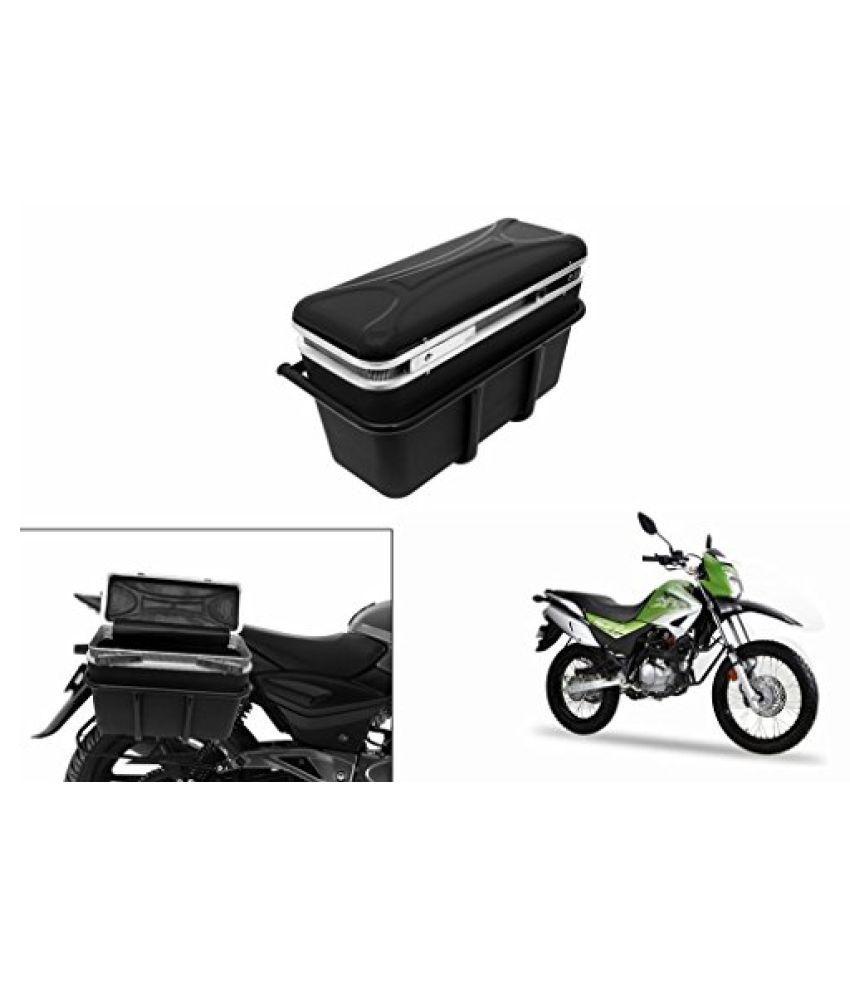 Speedwav DLB-1 Bike Double Lock Luggage Box Black-Hero Impulse