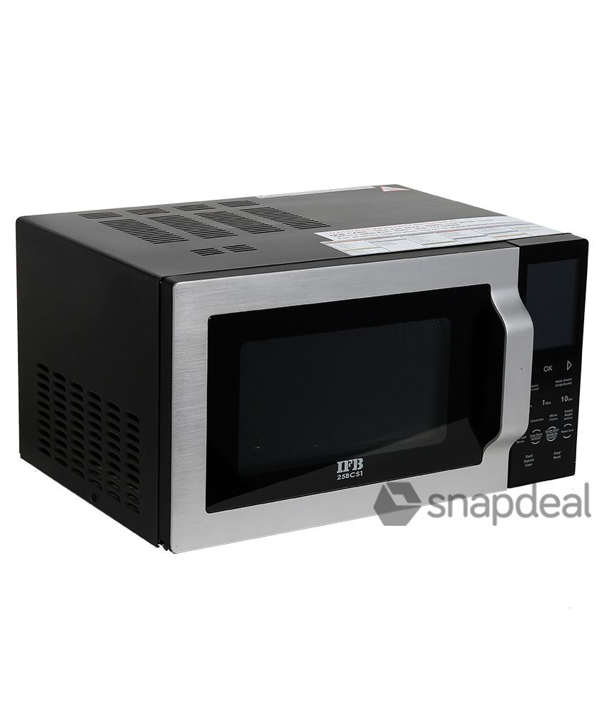Ifb 25 Ltr 25bcs1 Convection Microwave Oven Silver And