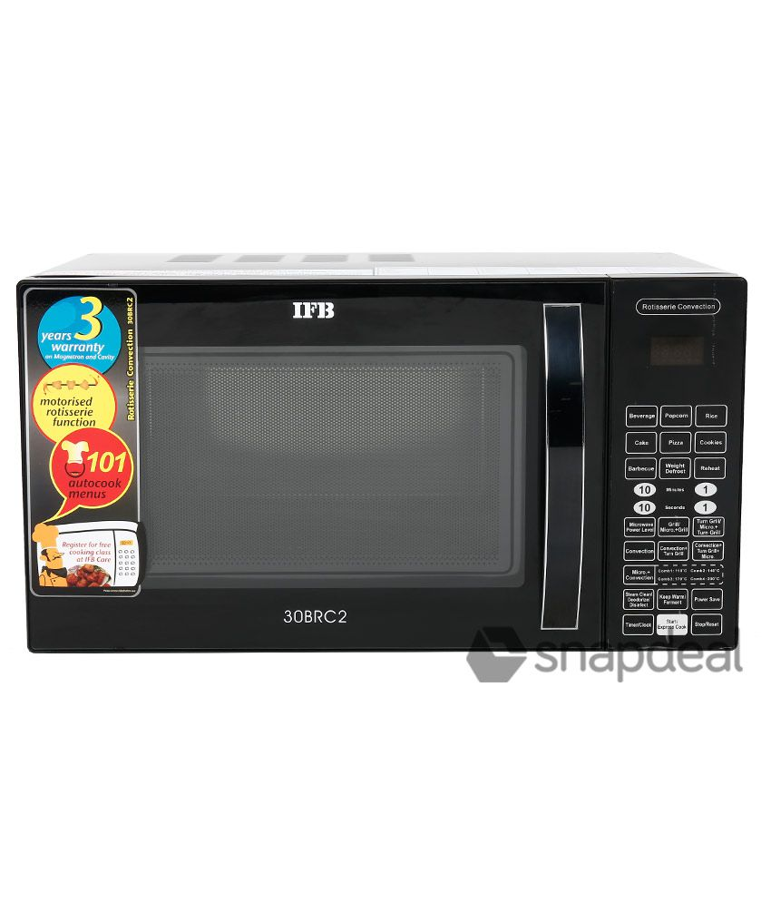 Ifb 30 Ltr 30brc2 With Rotisserie Convection Microwave Oven