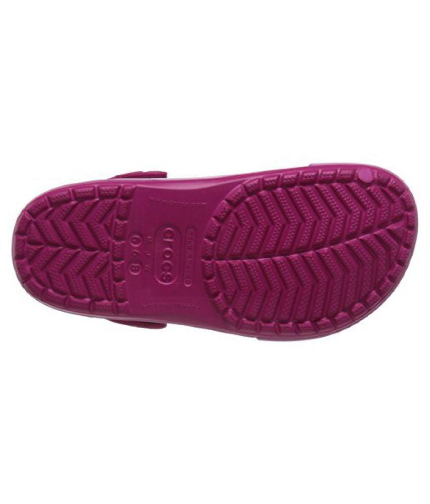 f617213f6dacb Crocs Unisex Crocband II.5 Clog Rubber Clogs and Mules - Buy Crocs ...