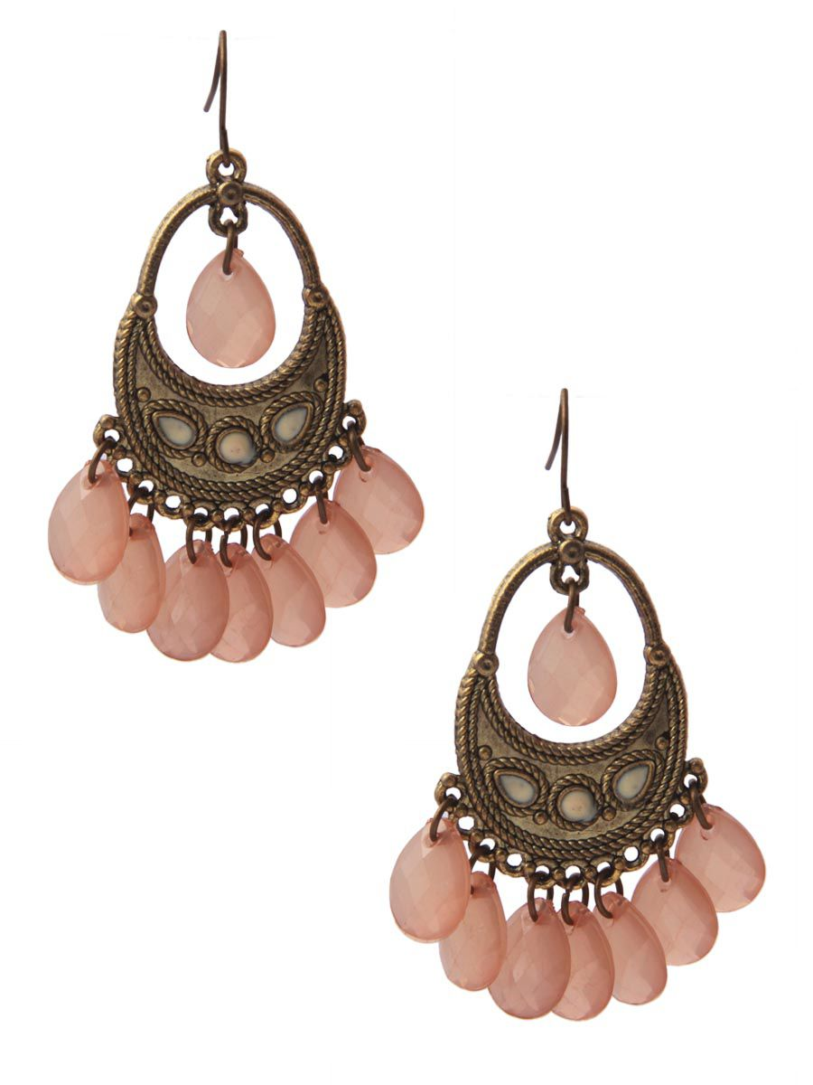 Felicity Multicolour Earrings for Women