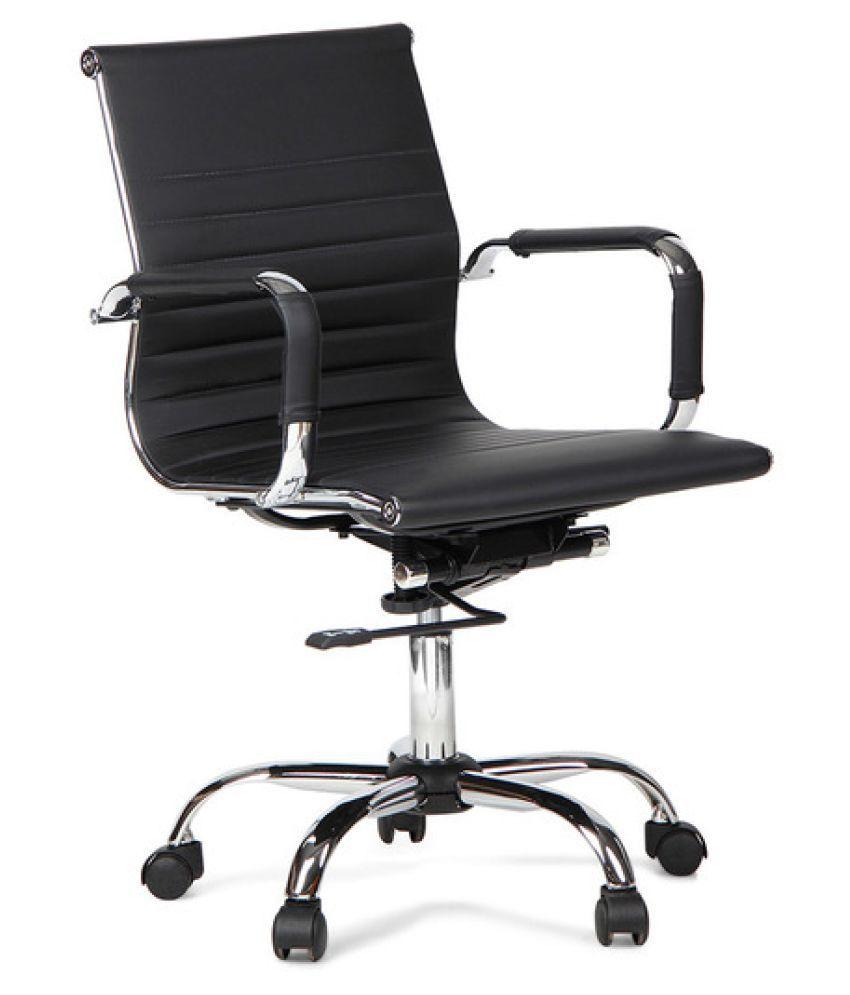 Sleek Medium Back Office Chair - Buy Sleek Medium Back ...
