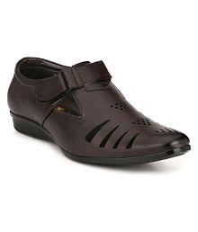Layasa Premium Quality Brown Sandals