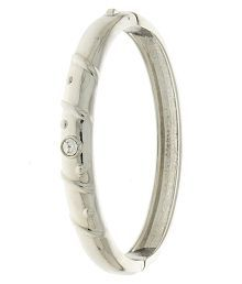 Stainless Steel 2 Color Celtic Twisted Cable Wire Torc Cuff Bangle with Ball Length 9.2