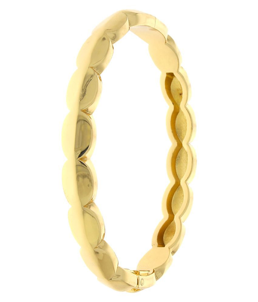 Anuradha Art Golden Finish Classy Simple Designer Bracelet For Women/Girls