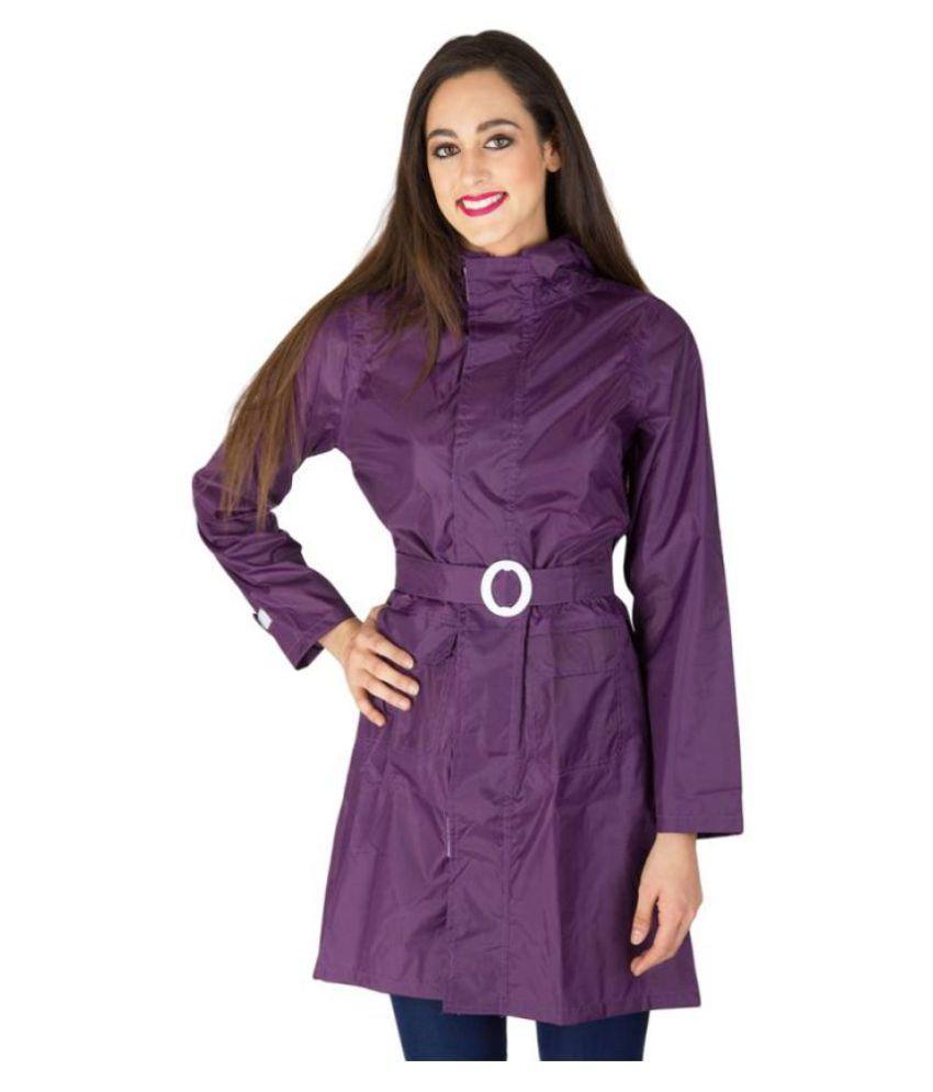 Burdy Polyester Short Rainwear