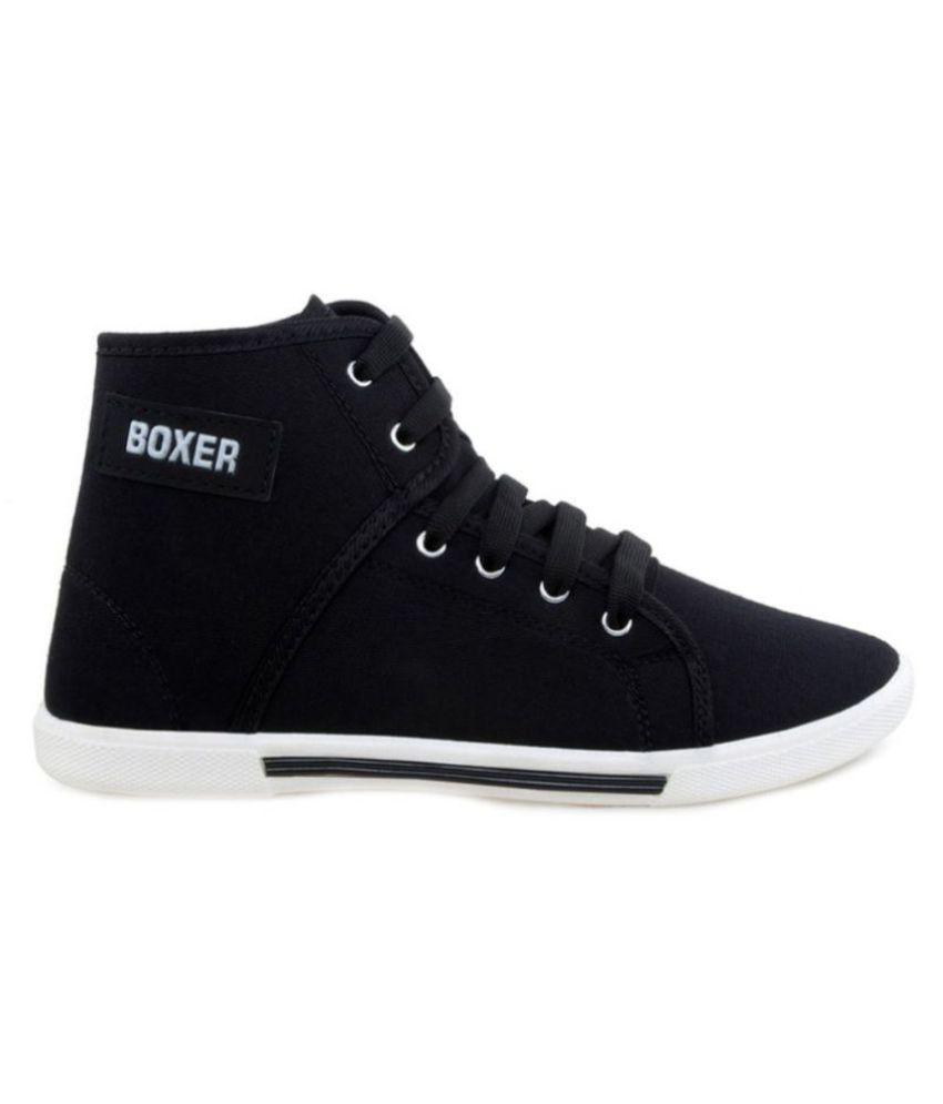 D-rock d-rock boxer black Sneakers