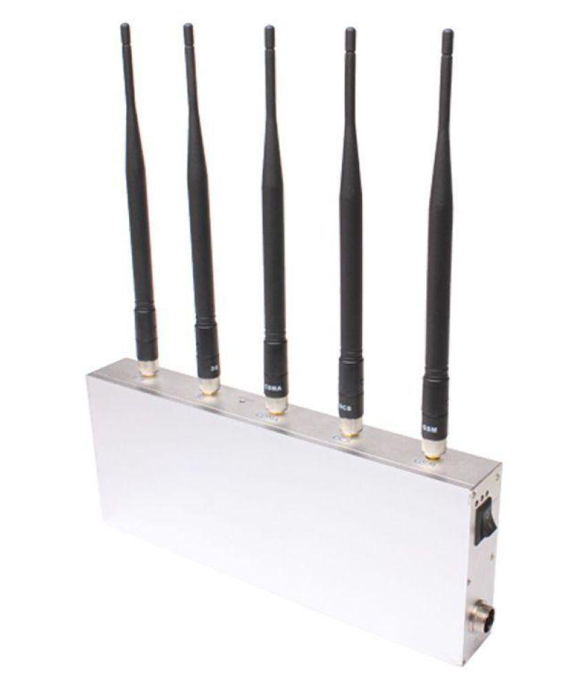 Lintratek Mobile Signal Jammer ST-G55 3200 RJ11 White