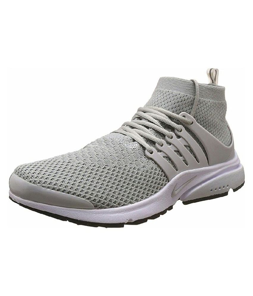 Nike Air Presto Grey Running Shoes ...