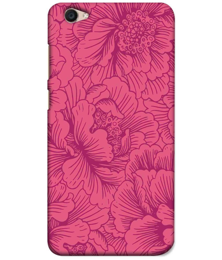 huge discount 5c668 34b6f Vivo y55S Printed Cover By Lattoo