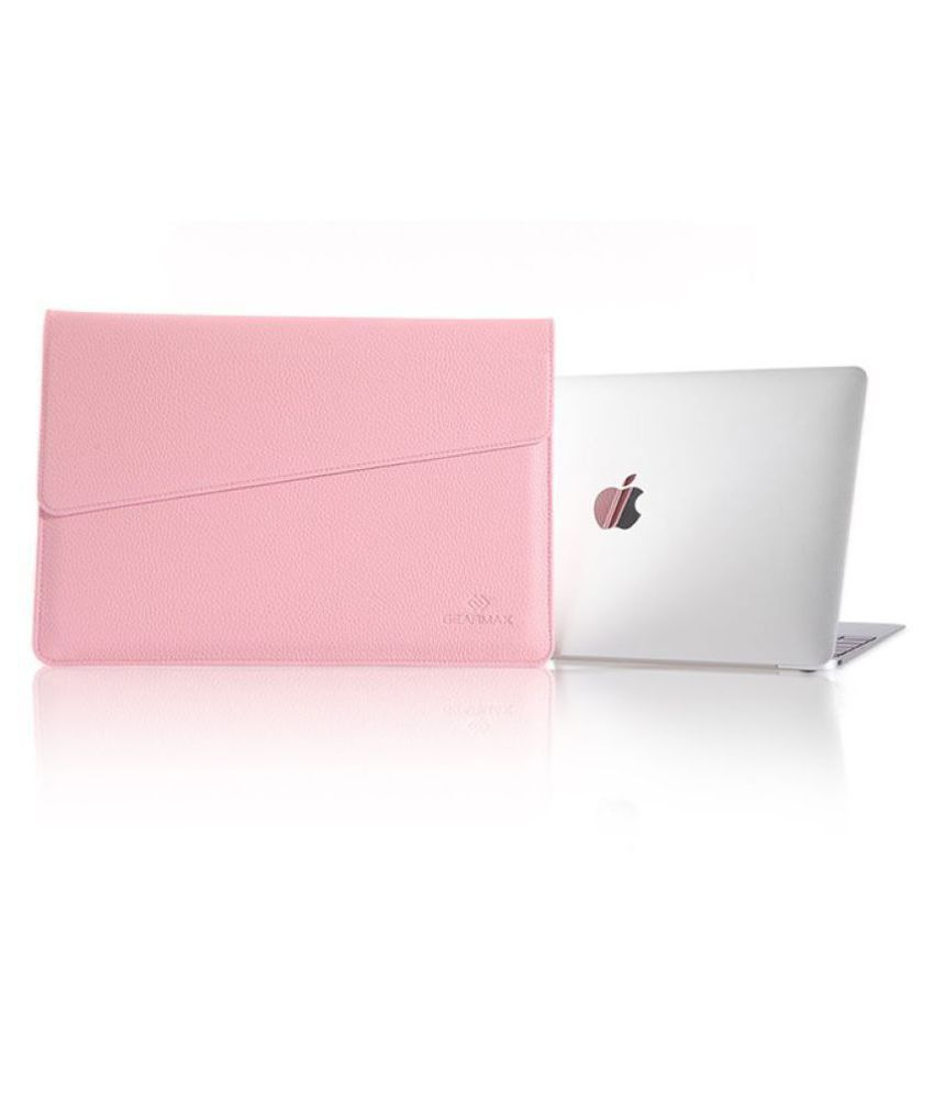 Wow Imagine Light Pink Laptop Sleeves