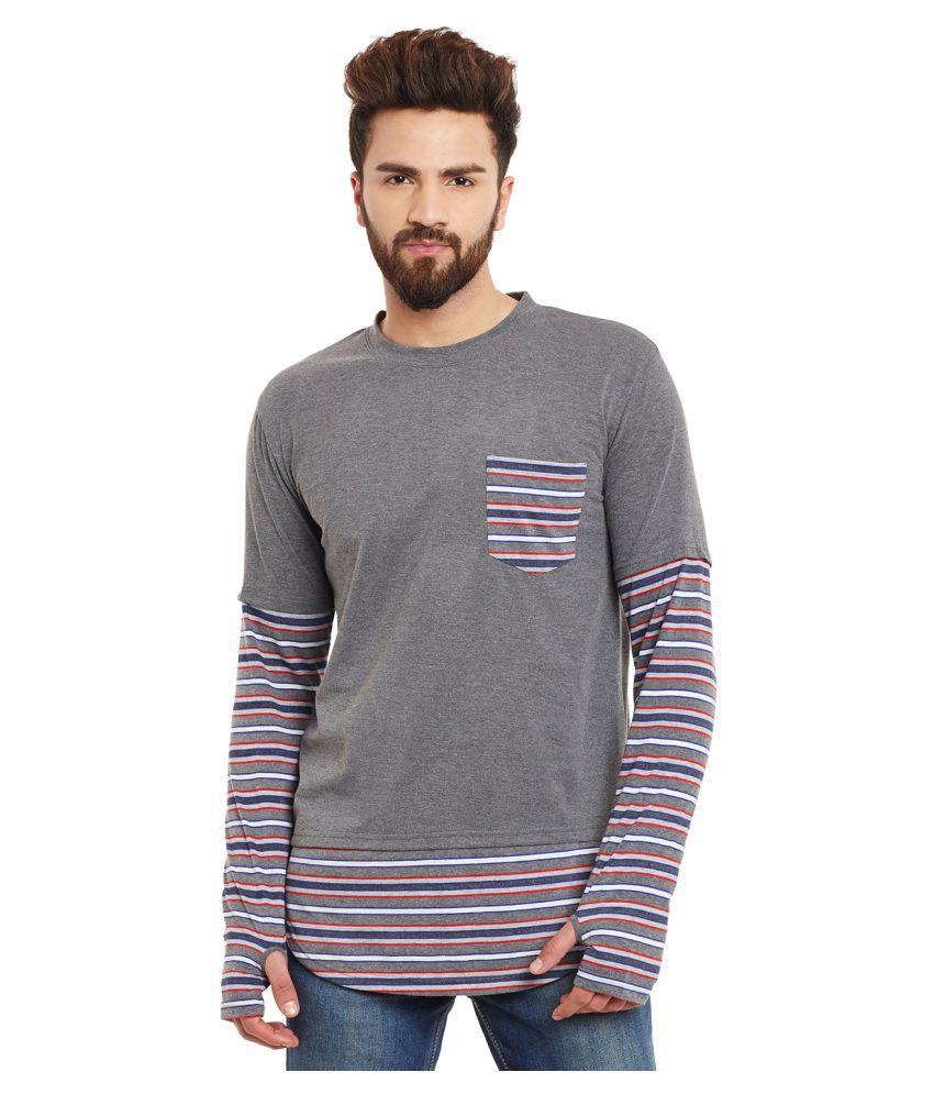 Hypernation Multi Round T-Shirt
