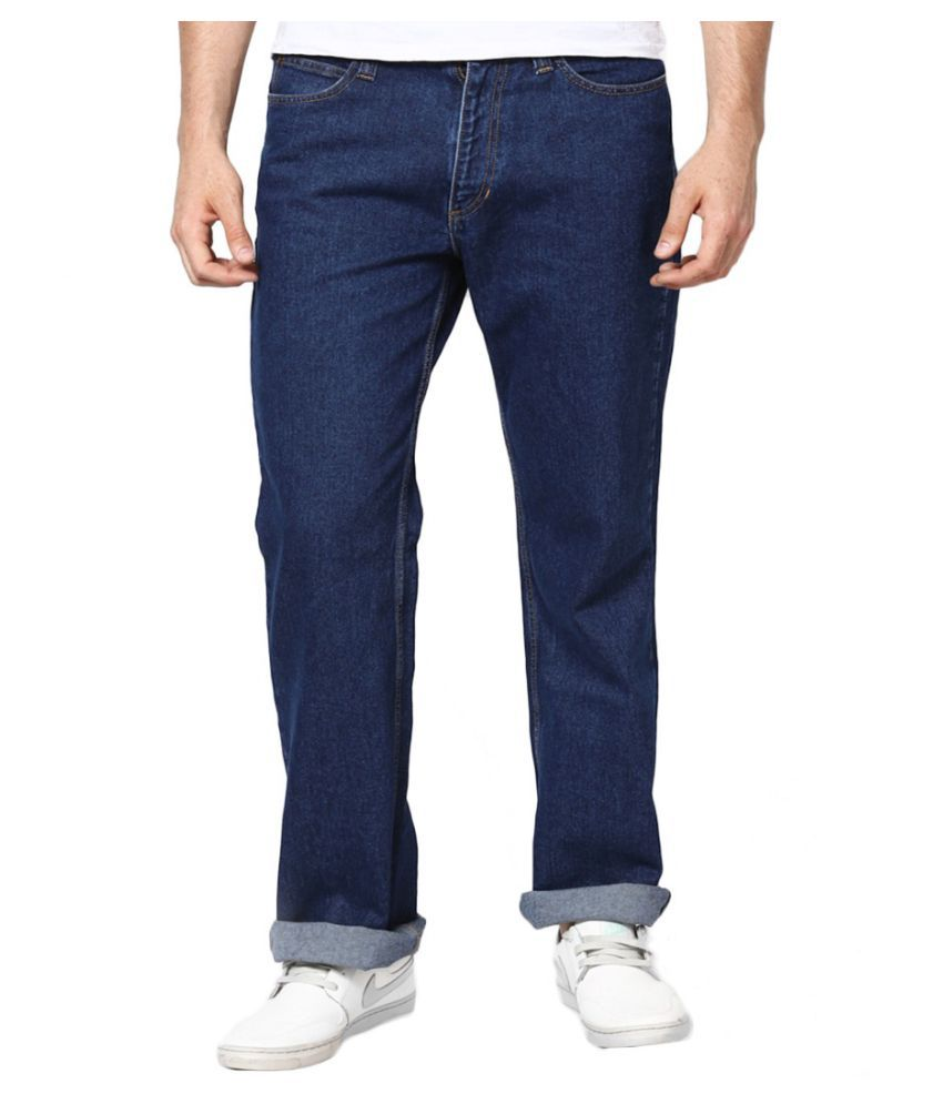 Lee Marc Blue Straight Jeans