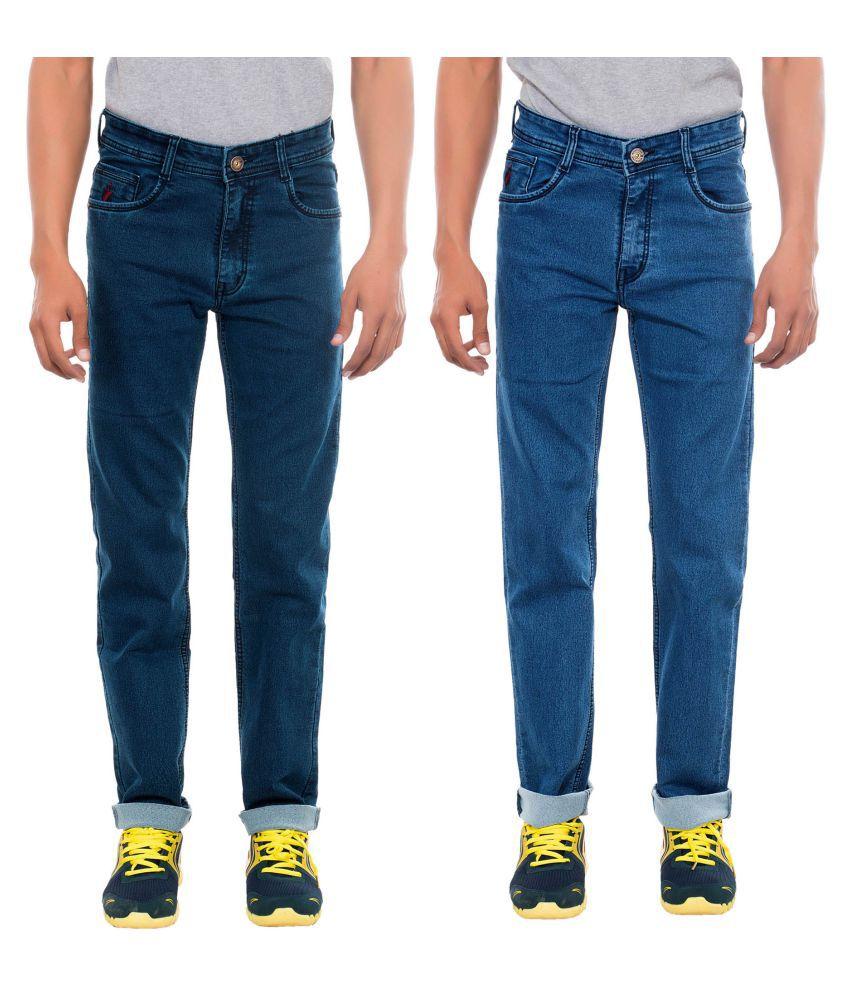 Rivex Multi Regular Fit Jeans