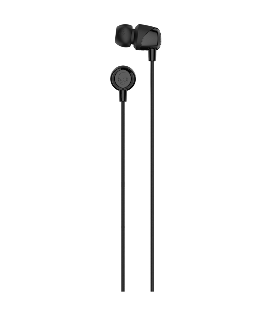 Skullcandy JIB S2DUDZ-003 In Ear Earphones Without Mic (Black) Without Mic