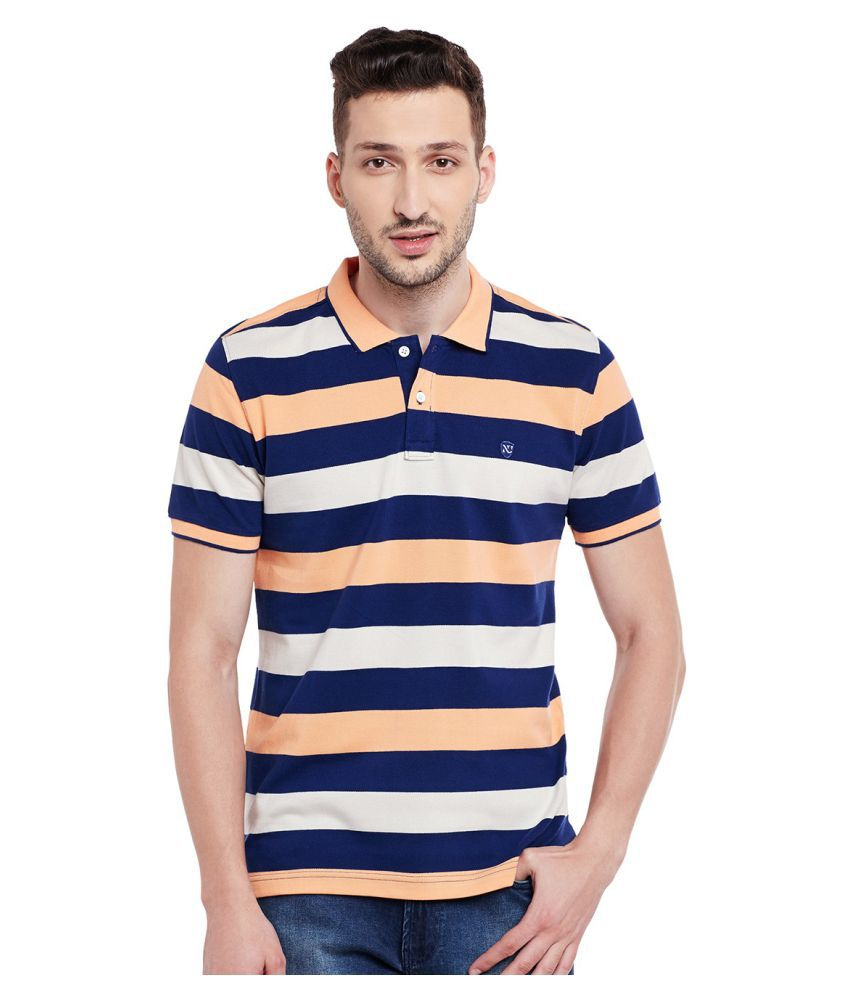 4706e714 Numero Uno Blue Regular Fit Polo T Shirt - Buy Numero Uno Blue Regular Fit  Polo T Shirt Online at Low Price - Snapdeal.com