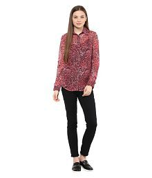 Mayra Poly Georgette Shirt