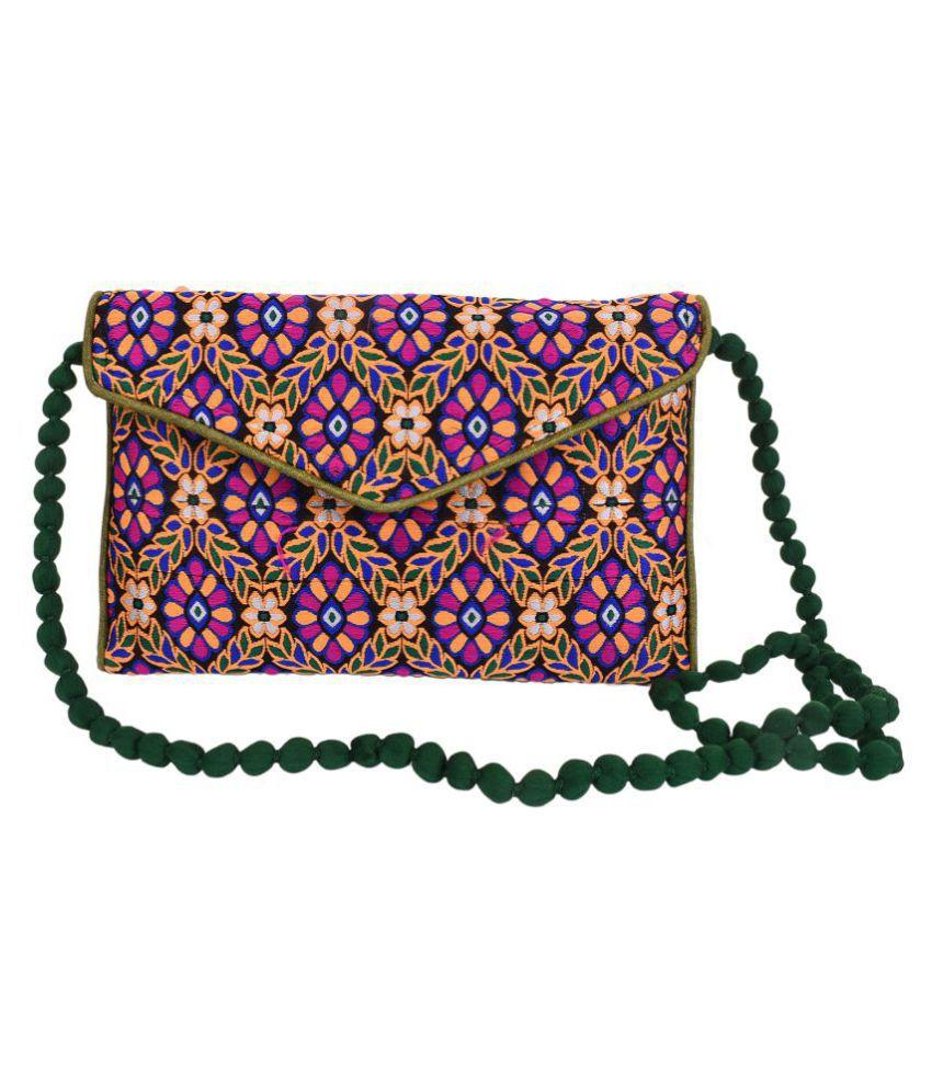 Craft Trade Multi Fabric Envelope
