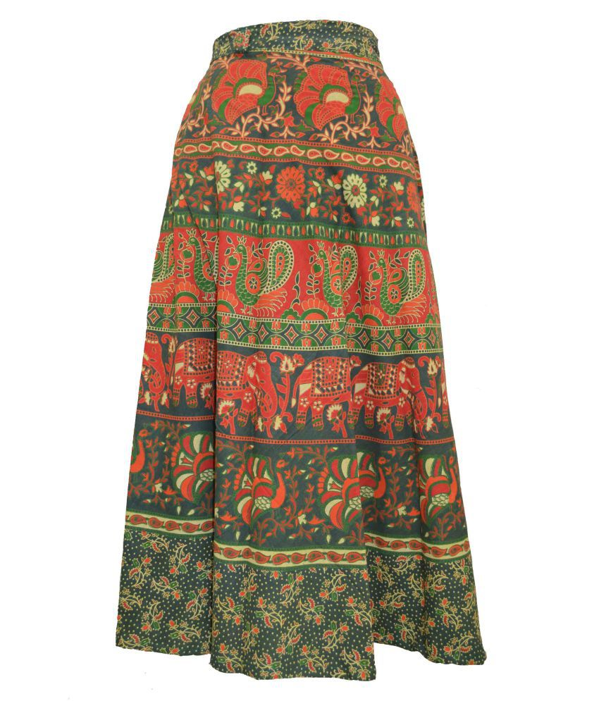15146529f Buy Ethnic Skirts Online India | Saddha