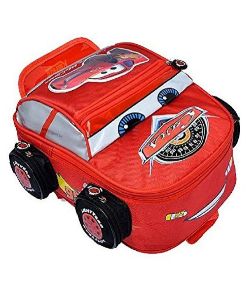 23f1ea6a2a75 School Backpacks - Disney Cars Lightning Kids Children Boys Toddlers Boy Cartoon  Zipper Shoulder Backpack-Red - Buy School Backpacks - Disney Cars Lightning  ...
