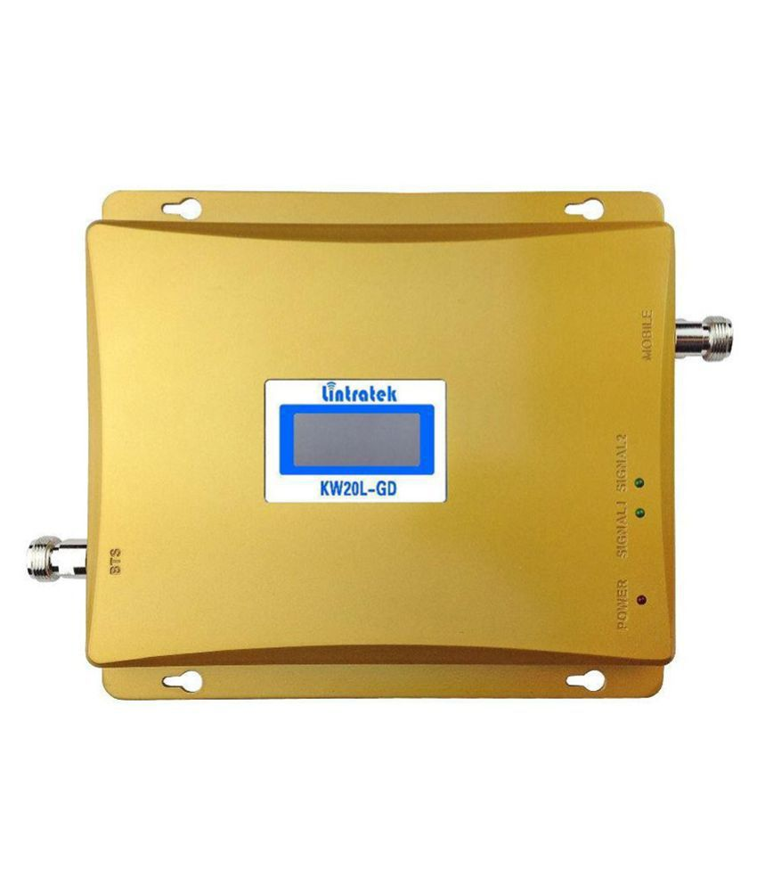 Lintratek KW20L-GW 900-2100Mhz Dual Band Repeater 3200 3G Other apart from Black & White