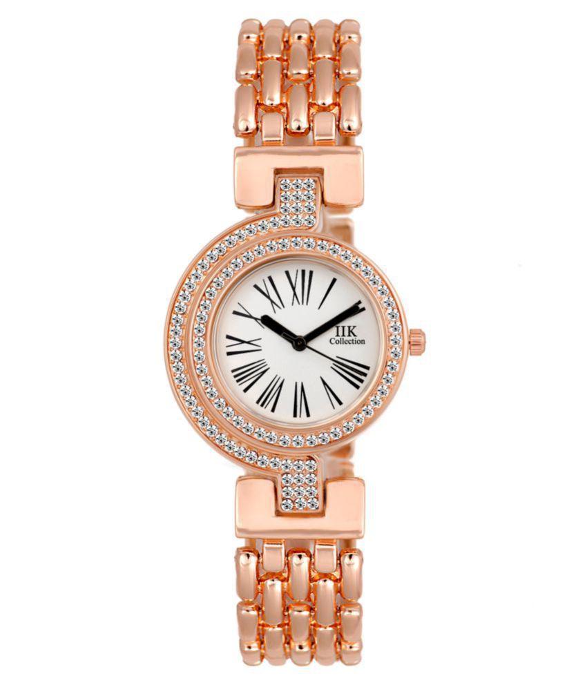 IIK Collection Stylish Analog Wrist Watch For Women  amp; Girls  IIK 1060W