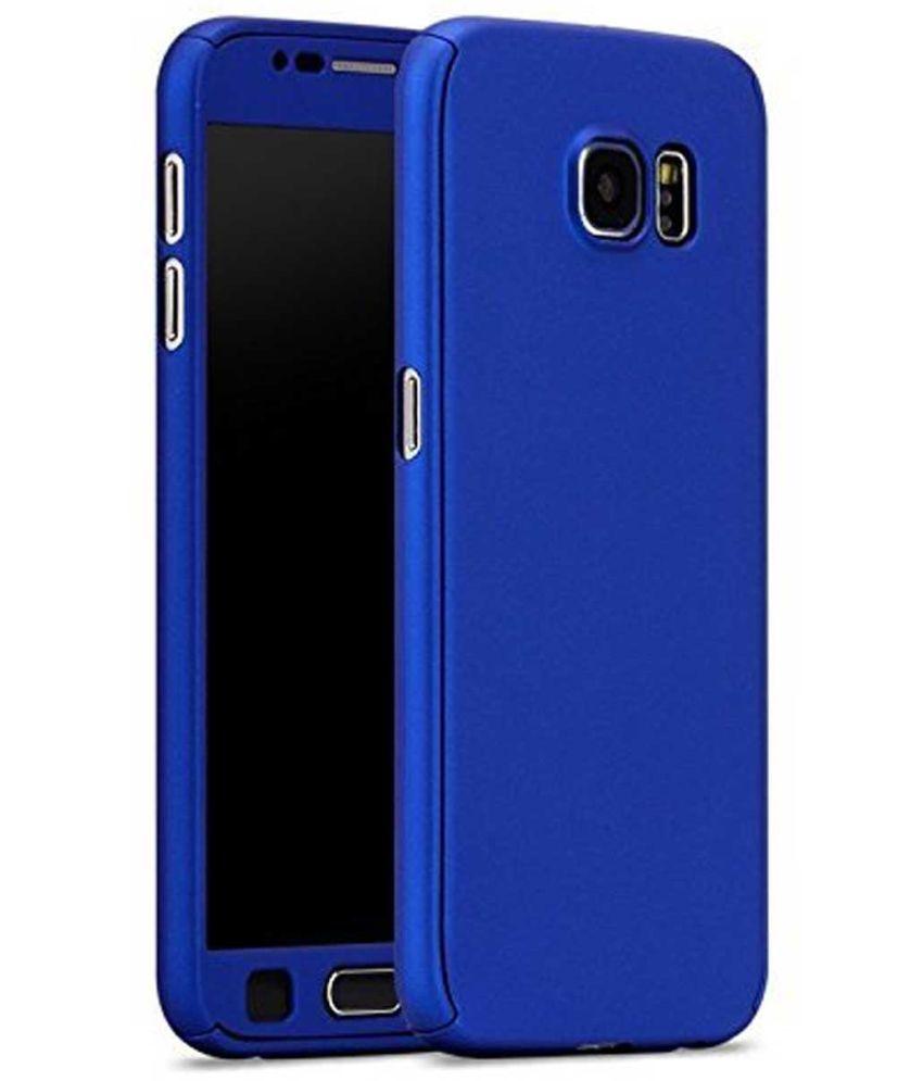 new style 8e893 99210 Samsung Galaxy J7 Max Plain Cases TBZ - Blue
