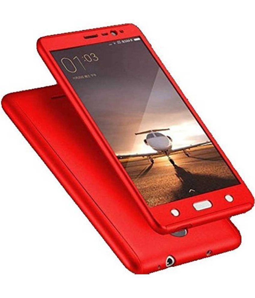 the latest 432a8 0a7ad Samsung Galaxy J7 Max Plain Cases TBZ - Red