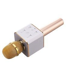 Silvino Q7 WIRELESS BLUETOOTH HANDHELD KTV KARAOKE Wireless Microphone