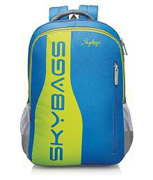 Skybags Footloose Colt Plus 04 Backpack Blue