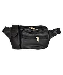 ZUMAR Black Waist Bag