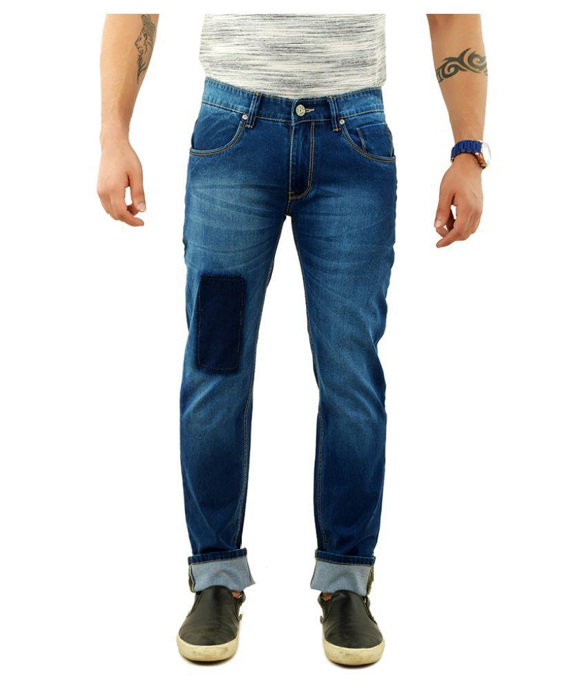 Rock Island Blue Slim Jeans