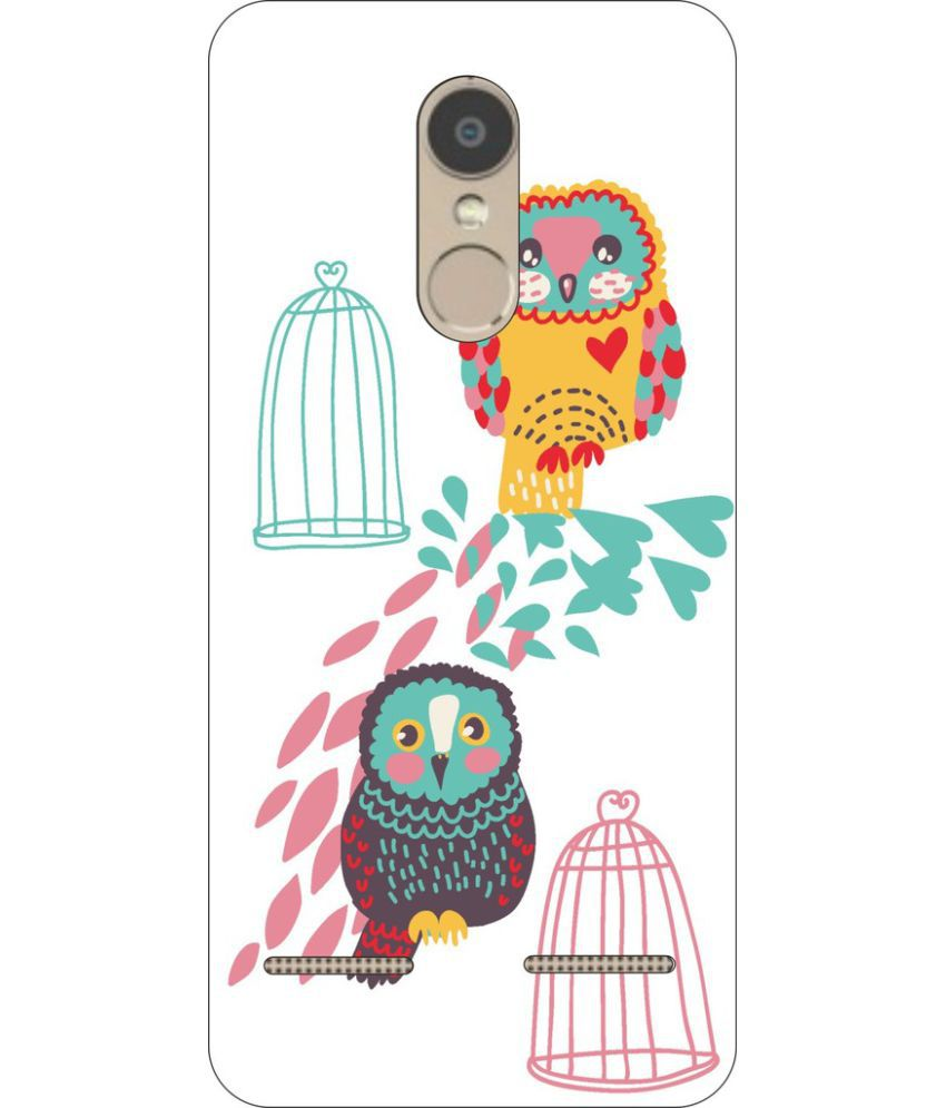 Lenovo K6 Power Printed Cover By Go Hooked
