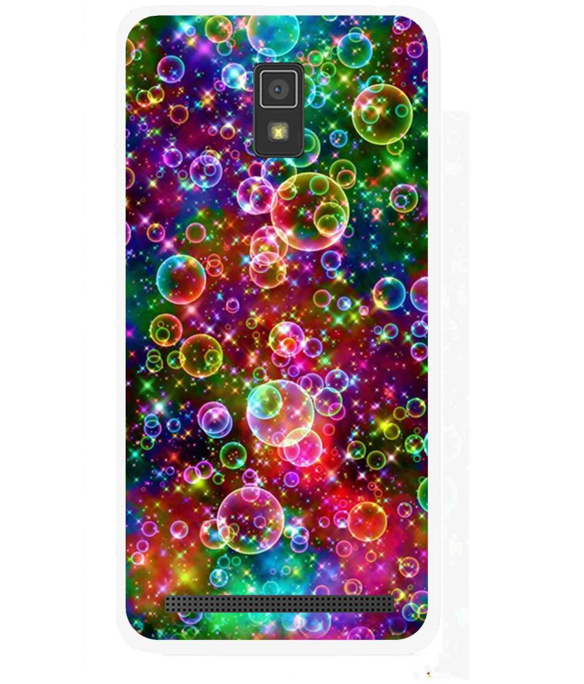 Lenovo A6600 Printed Cover By Snooky