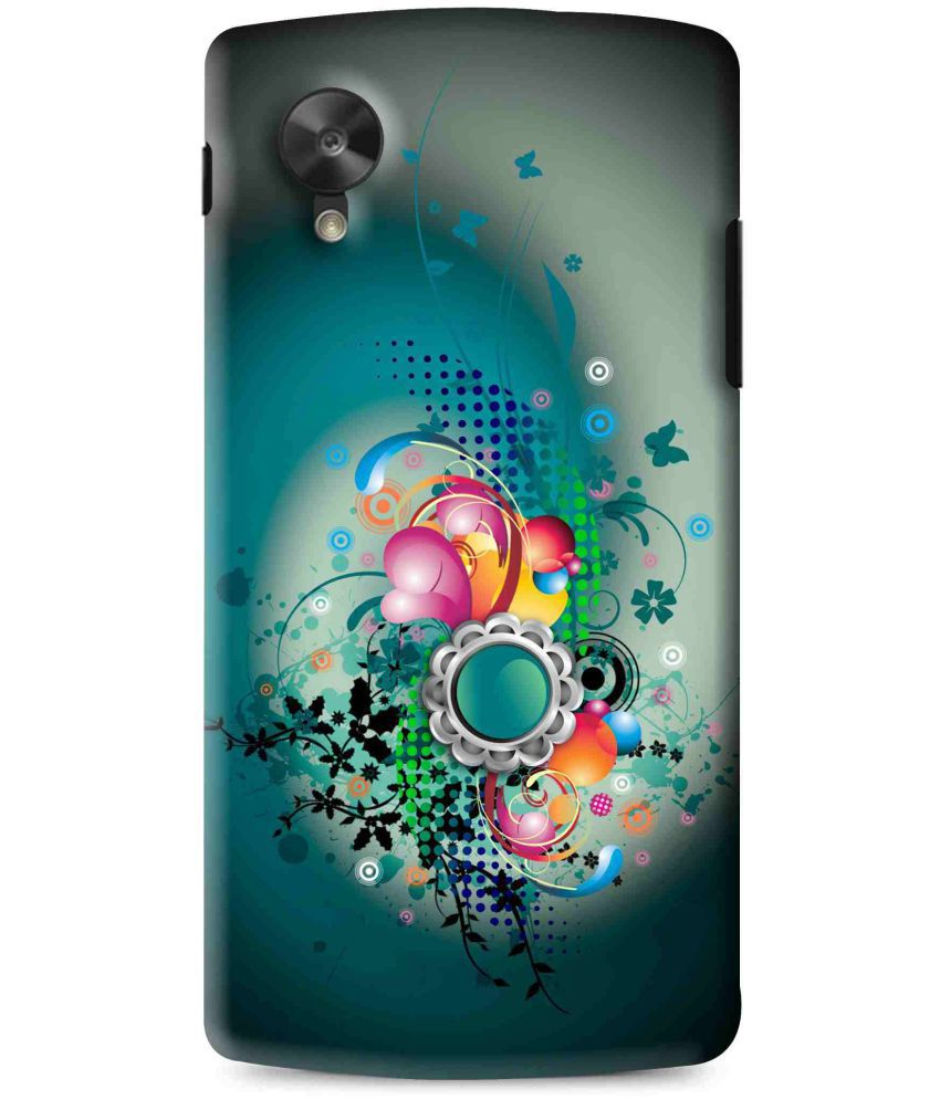 Lg G5 Printed Cover By Snooky