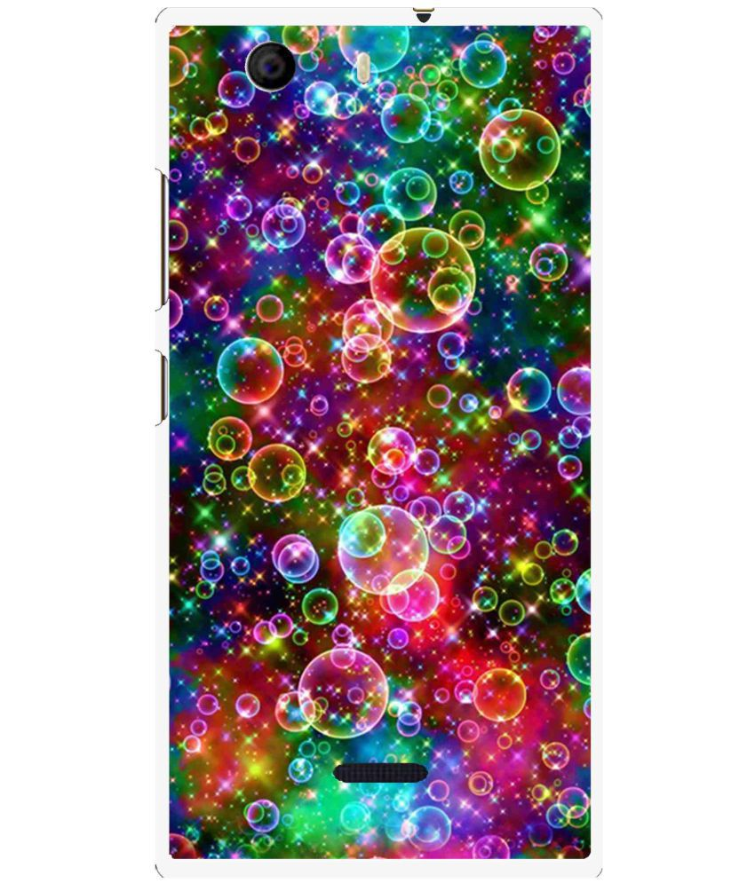 Micromax Canvas Nitro 2 A311 Printed Cover By Snooky