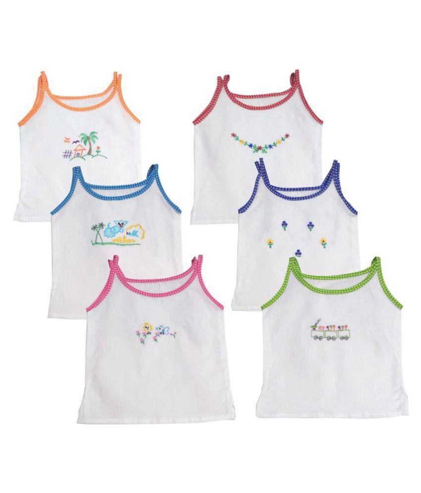 2b486c9ec Pappu New Born Baby Jhabla (Jabla) (Multicolor