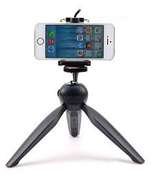 Jabox Premium Flexible Mini Tripod (6 inch height) For Smartphones and Camera