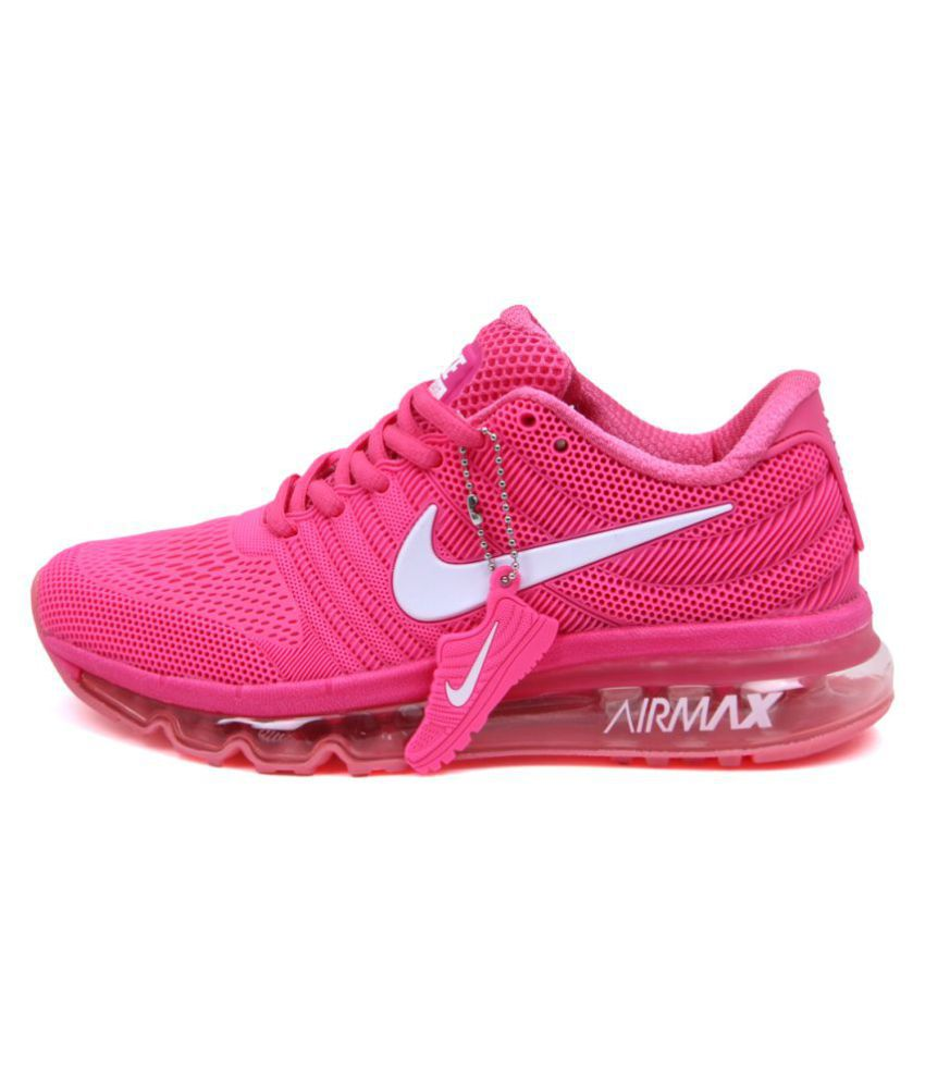 4c5e200468e Nike Pink Running Shoes Price in India- Buy Nike Pink Running Shoes ...