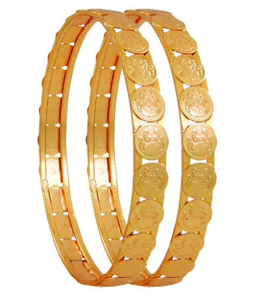 Elegant Golden Bangle