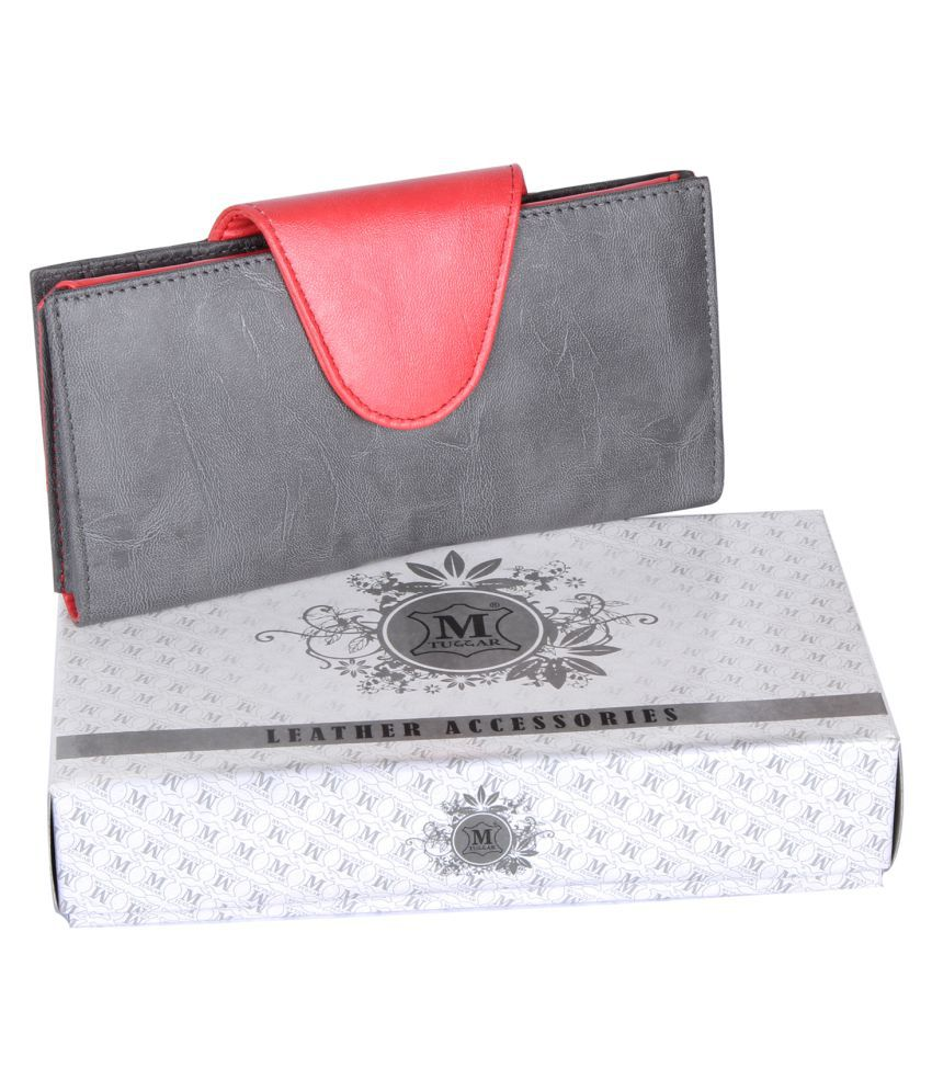 Mtuggar Gray Wallet