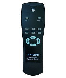 Fox Micro Philips Multimedia Speaker System Remote Other Compatible With PHILIPS