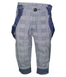 Kooka Kids Boys Cotton Blend Gallic Jeans For Regular Outfit