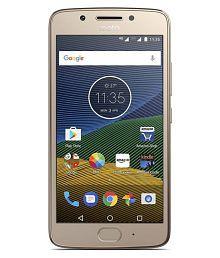 Motorola Fine Gold Moto G5 16GB