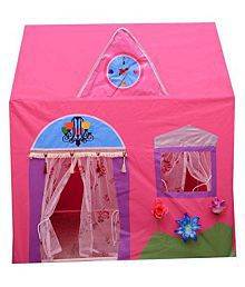 vaibhavi Jumbo Size Queen Palace Tent House for Kids
